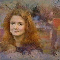 Когда б рука вдруг оживила кисть... :: Ирина Данилова