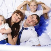 Счастье Сергея и Оксаны... :: Марина Щуцких