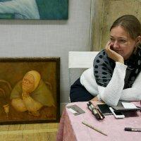 Мы с бабушкой :: Yury Mironov