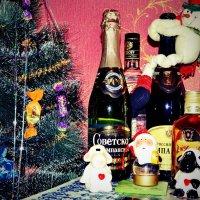 К Новому году-будьте готовы! :: Сергей F