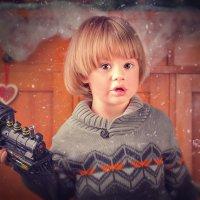 Мальчик :: Евгения Малютина