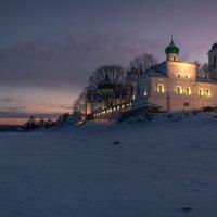Спасо-Преображенский Мирожский монастырь :: Роман Дмитриев