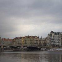 Прага, р. Влтава :: Алла А