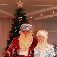 С Наступающим Всех,  Новым годом! :: Лариса Корженевская