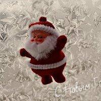Узоры  деда Мороза :: galina tihonova