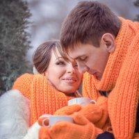 Оранжевая свадьба :: Евгений Ланин