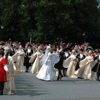 На празднике в честь Дня города Владикавказ :: Zarema Cherkasova