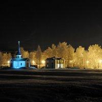 Ночные огни :: Андрей Куприянов