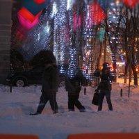 Светлых чудес всем идущим. С Новым Годом! :: Ирина Сивовол
