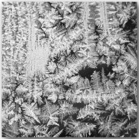 Мороз рисует... :: Елена Миронова