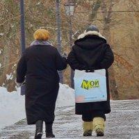 магазины бывают разные... :: Александр Шурпаков