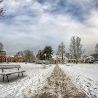 Зимний парк... :: АндрЭо ПапандрЭо
