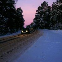 Старый Сибирский тракт, государева дорога - в наше время :: Владимир Максимов