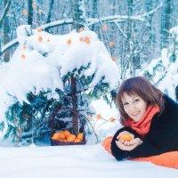 Угощайся фотограф! :: Сергей Ромадин
