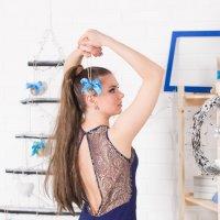 Новогодняя Настя :: Nadezhda Key