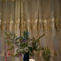 Новогодний натюрморт :: Ольга
