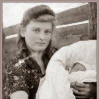 1949 год. Мама :: Tata Wolf