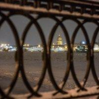 Сквозь решетку Исаакий :: Mary Akimova