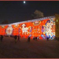 Новый год на Дворцовой площади :: Вера