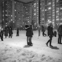В ожидании фейерверка. :: Алексей Окунеев
