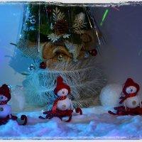 продолжаем новогоднюю тему :: Svetlana AS