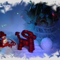 Новый год ! праздник всех! :: Svetlana AS