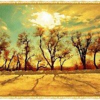 Зимняя зарисовка :: Лидия (naum.lidiya)