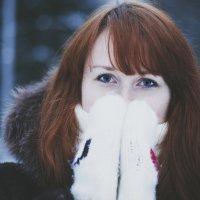 Зимняя Дарья :: Екатерина Низами
