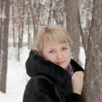 Зимняяя :: Татьяна_Ш