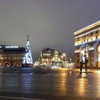 Лубянская площадь. :: Oleg4618 Шутченко