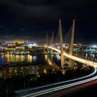 Золотой мост Владивостока :: Оксана Бурьян