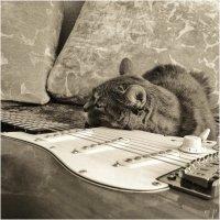 демон с гитарой :: Eugene Kurenko