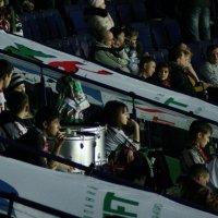 Когда любимая команда проигрывает-барабаны молчат ... :: Damir Si