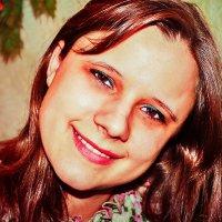 Рождество и девушка :: Nina Zaytseva