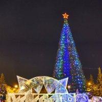 Новый год. :: юрий Амосов