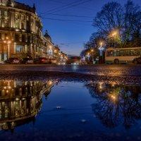 Адмиралтейский проспект :: Valeriy Piterskiy