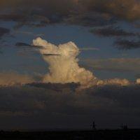 Небо перед грозой :: Анатолий Ежак