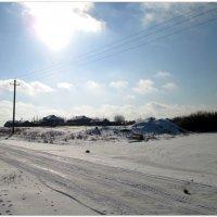 По улице зимнего села... :: Тамара (st.tamara)