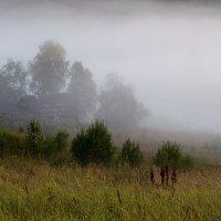 Домик в тумане :: Альберт Сархатов