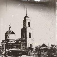 Церковь Преображения Господня в Радонеже :: Евгений Жиляев