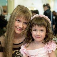 С любимой мамочкой :: Инна Пивоварова