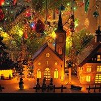 Сказка новогоднего вечера :: nika555nika Ирина