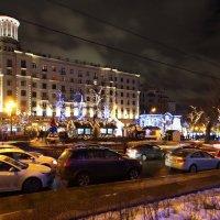 Тверской бульвар :: Юрий Кольцов