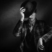 Портрет без лица. :: Михаил Давыдов