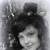 Шляпка. :: Anna Gornostayeva