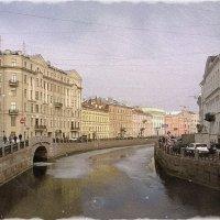 Шершавые стены Времени :: Aggel