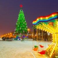 Новый год в Нижнем!!!!!!!!!!! :: Юлия Каразанова