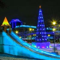 Челябинск. Главная ёлка города :: Марк Э