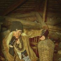 из проекта - Бездомные Модели :: Алексадр Мякшин