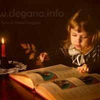 Читая Данте :: Elena Degano